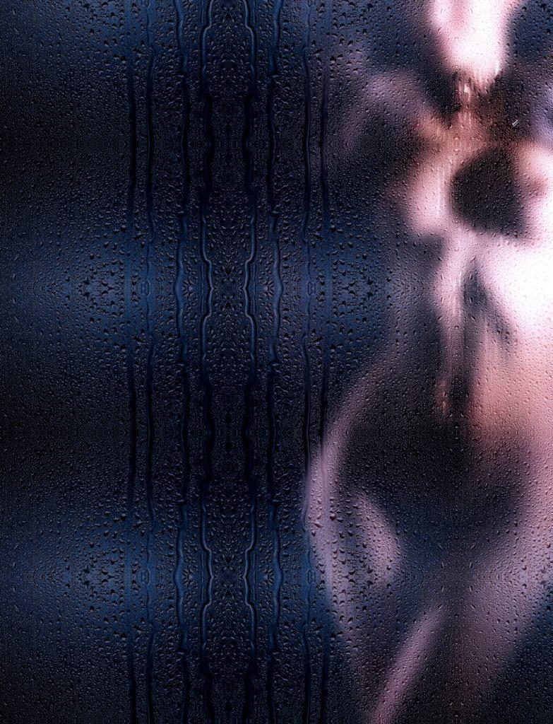 zu zweit unter der dusche